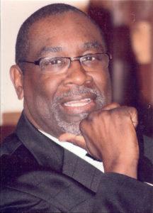 Board member Larry Vaughn